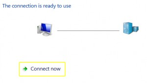 PPTP on Windows 7 - Connect now
