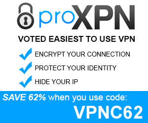 ProXPN 62% Off Coupon