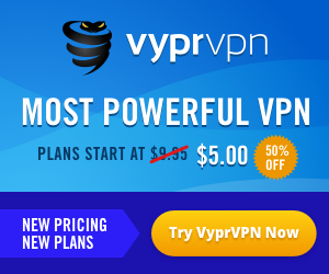 VyprVPN VPN Coupons Discount