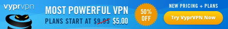 VyprVPN 50 Percent Off VPN Coupons Discount